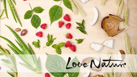 love nature от oriflame